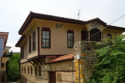 250px-The Rabbis house in the former Jewish quarter of Veria